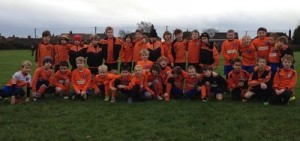 Crendon U9 and Marlow U9