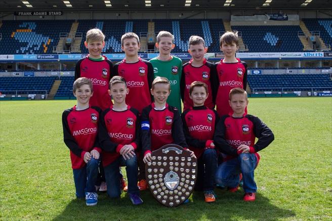 Aylesbury FC Under 10's 2013 2014 season.